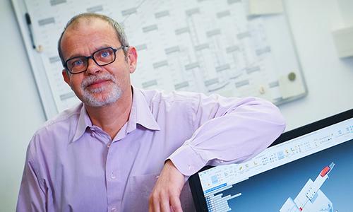 Markus Lange Geschäftsführer